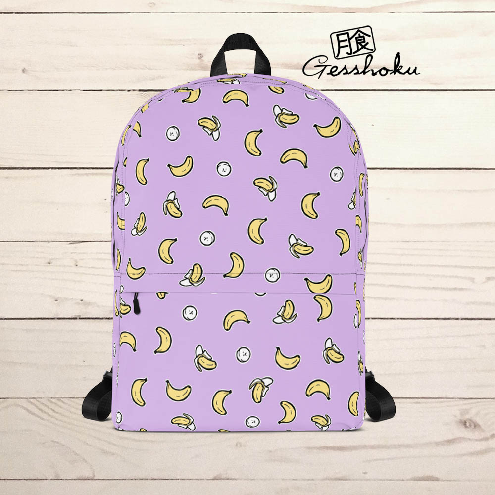Banana Classic Backpack - Purple
