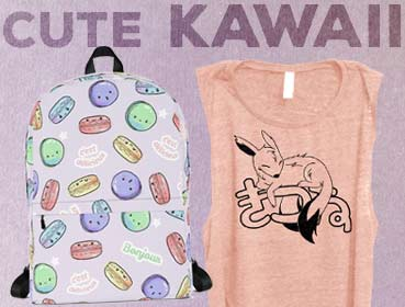 Cute Kawaii Clothing