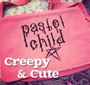 Creepy Cute & Pastel Goth Clothes