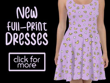 New Kawaii Dresses