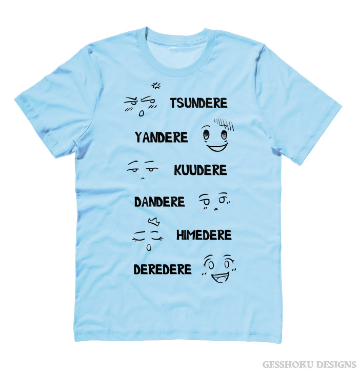 Dere Type Shirt T-shirt - Light Blue