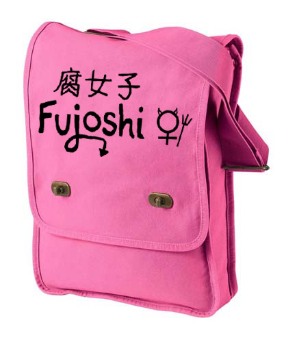 Fujoshi Field Bag - Pink
