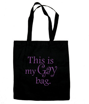 This is My Gay Bag Tote Bag