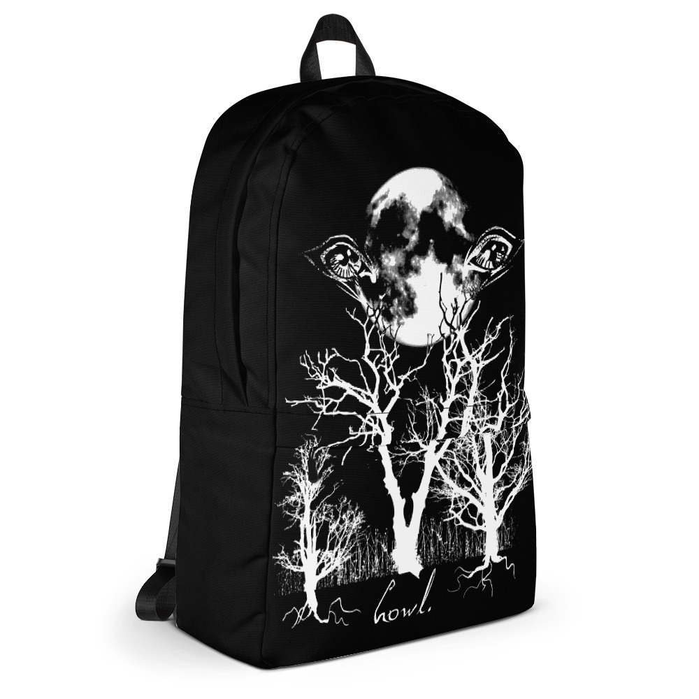 Howl: Eyes of the Night Forest Classic Backpack -