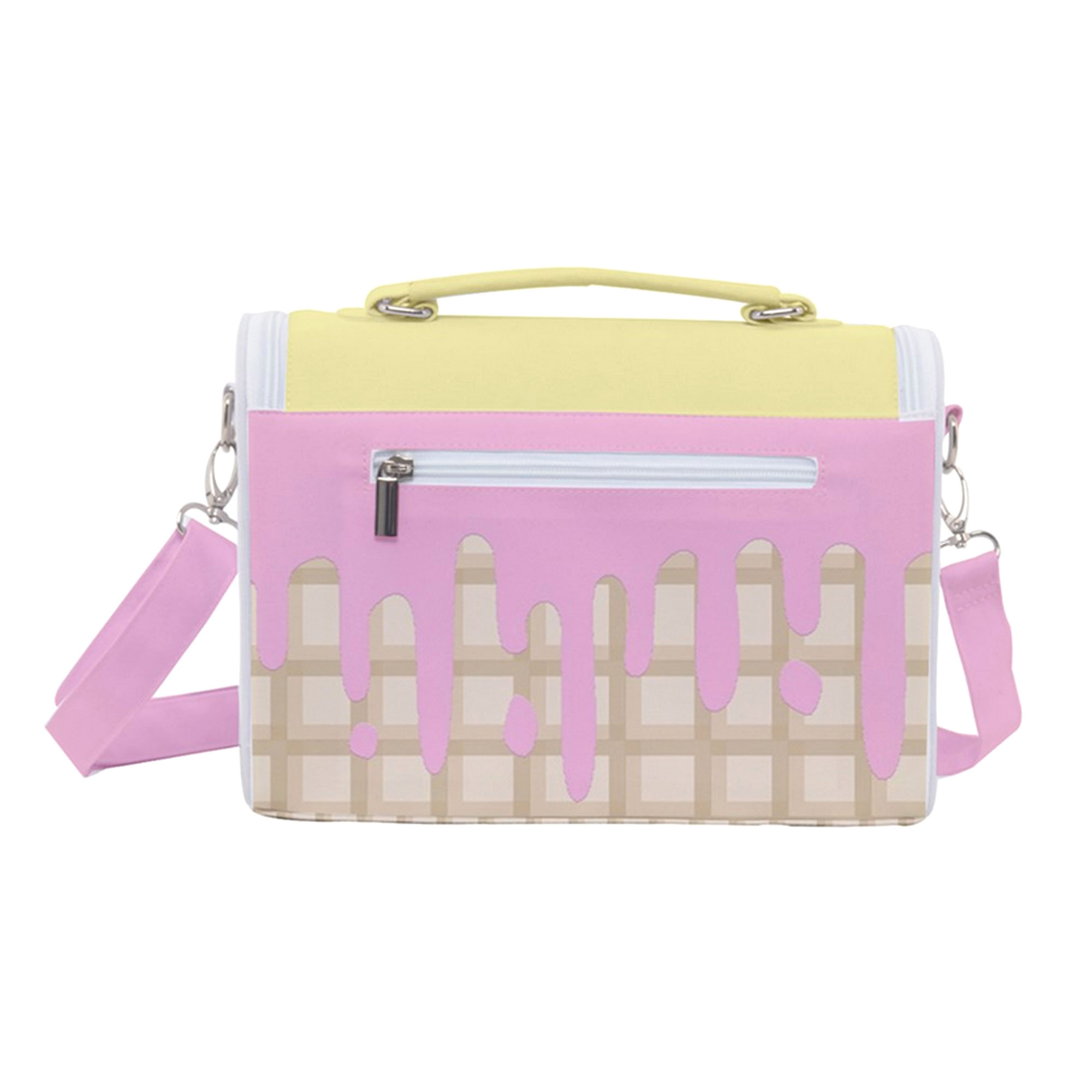 Kawaii Ice Cream Satchel Shoulder Bag -