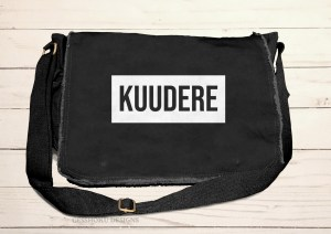 Kuudere Messenger Bag