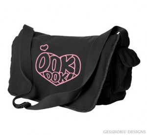 Doki Doki Messenger Bag