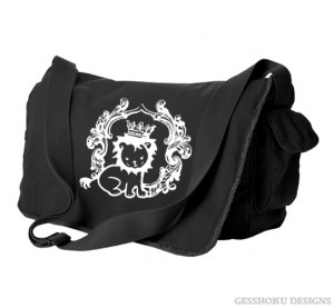 Royal Lion Prince Messenger Bag