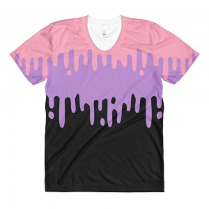 Pastel Dripping Slime T-shirt