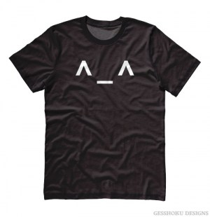 Happy Emoticon T-shirt ^_^