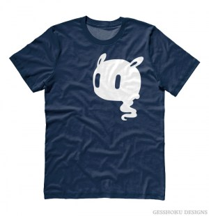 Kawaii Ghost T-shirt