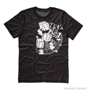 Let's Play 666 T-shirt