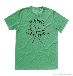 Tree Hugs T-shirt