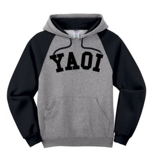 Yaoi College Colorblock Hoodie