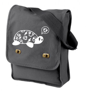 Harajuku Kame Turtle Field Bag