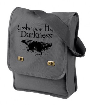 Embrace the Darkness Field Bag