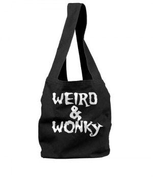 Weird & Wonky Sling Bag