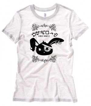 Usagi Rock Jrock Bunny Ladies T-shirt