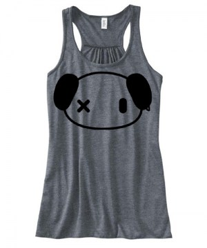 Punk Panda Flowy Tank Top