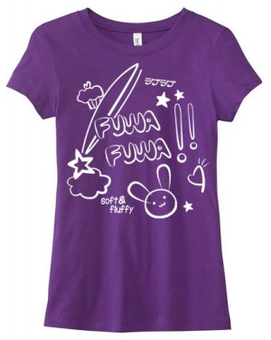 Fuwa Fuwa Ladies T-shirt