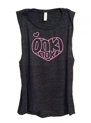 Doki Doki Sleeveless Top