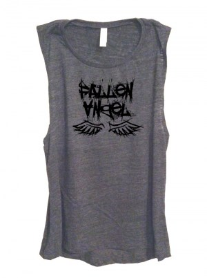 Fallen Angel Sleeveless Top