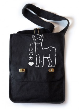 Alpaca Love Field Bag