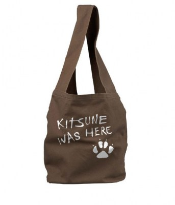 Kitsune Was Here Sling Bag