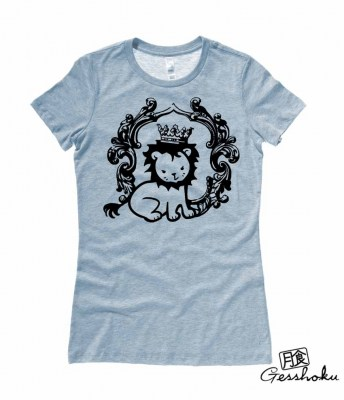 Royal Lion Prince Ladies T-shirt