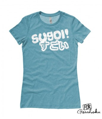 Sugoi Japanese Ladies T-shirt