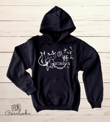 Kitsune Udon Pullover Hoodie
