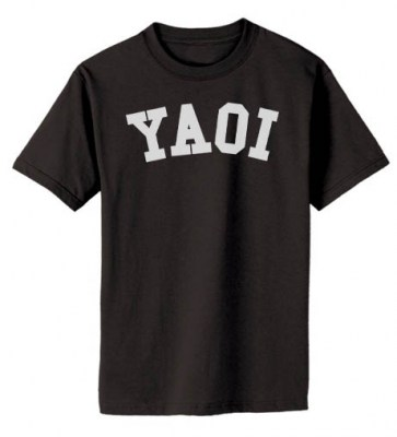 Yaoi College T-shirt