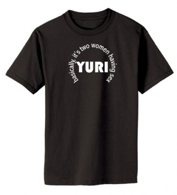 Definition of Yuri T-shirt