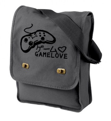 Game Love Field Bag