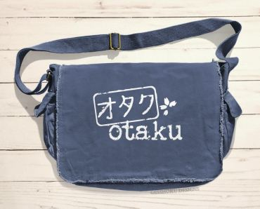 Otaku Stamp Messenger Bag