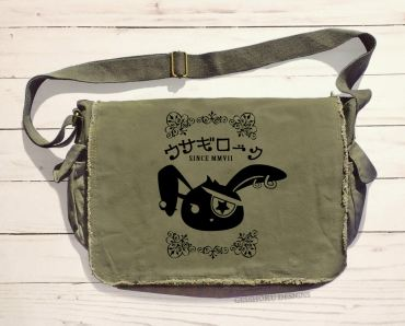 Usagi Rock Jrock Bunny Messenger Bag