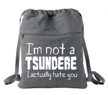Not a Tsundere Cinch Backpack