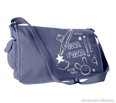 Fuwa Fuwa Kawaii Messenger Bag