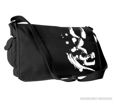 Ikuze! Let's Go Hiragana Messenger Bag
