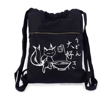 Kitsune Udon Cinch Backpack