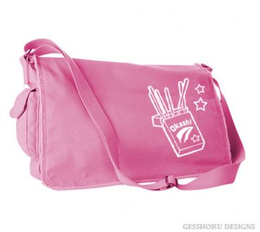Okashi Kawaii Candy Messenger Bag