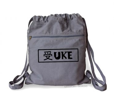 Uke Badge Cinch Backpack