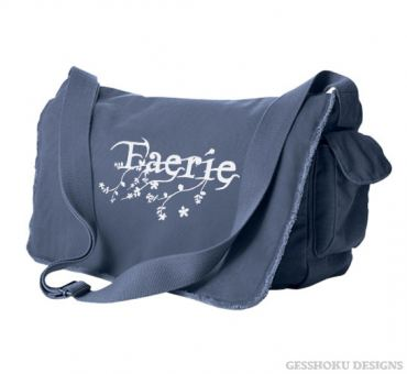 Faerie Messenger Bag