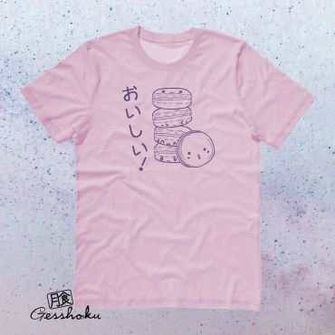 Delicious Macarons T-shirt