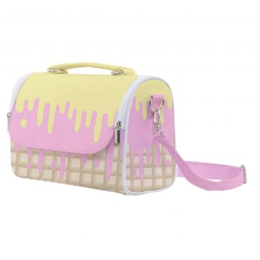 Kawaii Ice Cream Satchel Shoulder Bag