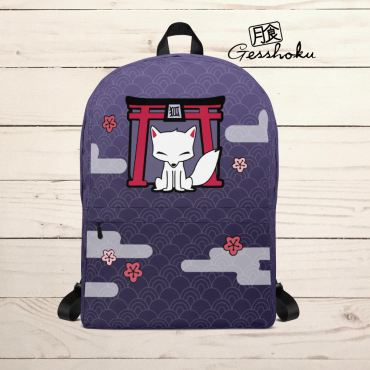 Shrine Kitsune Classic Backpack