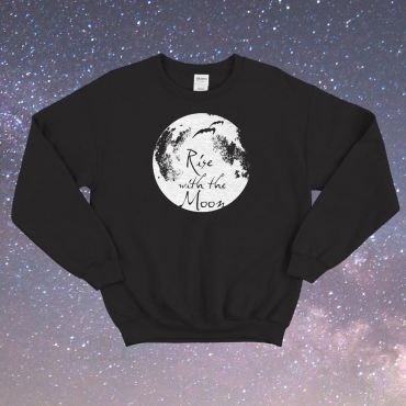 Rise with the Moon Crewneck Sweatshirt