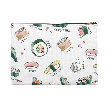 Sushi Menu Pencil Pouch