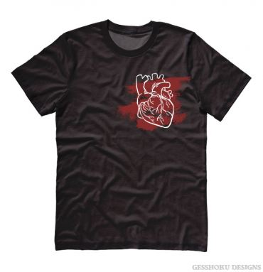 Laid My Heart Bare T-shirt