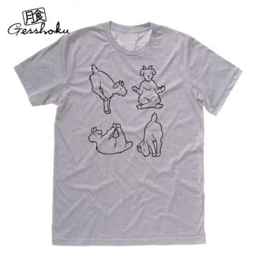 Yoga Goats T-shirt